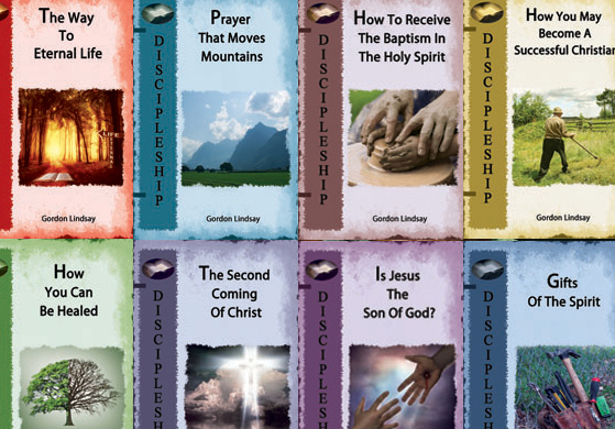Salvation: The Biblical Foundations Discipleship Series by Gordon Lindsay.